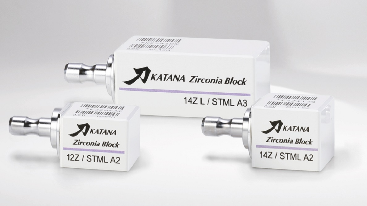 KATANA Zirconia Block: Useful tips for processing